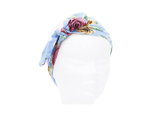 TURBANTE ESTAMPADO FLORAL